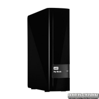 Western Digital My Book 4TB WDBFJK0040HBK-EESN 3.5 USB 3.0 External