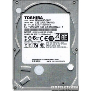 TOSHIBA 500GB 5400rpm 8MB MQ01ABD050V 2.5 SATA II Refurbished