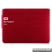 Western Digital My Passport Ultra 500GB WDBWWM5000ABY-EESN 2.5 USB 3.0 External Berry