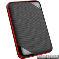 Внешний жесткий диск SILICON POWER USB 2TB Armor A62 Black (SP020TBPHD62SS3K)