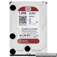 Western Digital Red 1TB 5400rpm 64MB WD10EFRX 3.5 SATA III