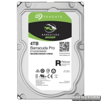 Seagate BarraCuda Pro HDD 4TB 7200rpm 128MB ST4000DM006 3.5 SATA III