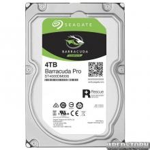 Seagate BarraCuda Pro HDD 4TB 7200rpm 128MB ST4000DM006 3.5 SATA III