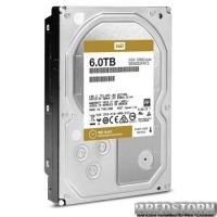 "Western Digital Gold 6TB 7200rpm 128MB WD6002FRYZ 3.5"" SATA III"