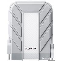 "Жесткий диск ADATA DashDrive Durable HD710A Pro 1TB AHD710AP-1TU31-CWH 2.5"" USB 3.1 External White"