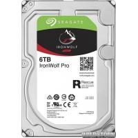 Seagate IronWolf Pro HDD 6TB 7200rpm 256MB ST6000NE0023 3.5 SATAIII