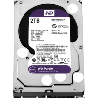Western Digital Purple 2TB 64MB 5400rpm WD20PURZ 3.5 SATA III