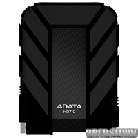 "A-Data DashDrive Durable HD710 1TB AHD710-1TU3-CBK 2.5"" USB 3.0 External Black"