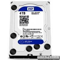 Western Digital Blue SSHD 4TB 64MB WD40E31X 3.5 SATA lll