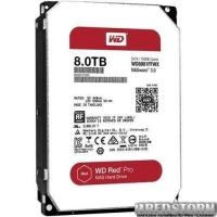 """Western Digital Red Pro 8TB 7200rpm 128MB WD8001FFWX 3.5"""" SATA III"""