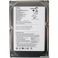 Жесткий диск Seagate HD 160GB 5400rpm 2MB ST3160022ACE 3.5 IDE Refurbished