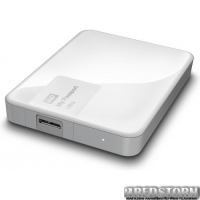 Western Digital My Passport Ultra 2TB WDBBKD0020BWT-EESN 2.5 USB 3.0 White