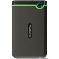 "Жесткий диск Transcend StoreJet 25M3S 500GB TS500GSJ25M3S 2.5"" USB 3.1 Gen 1 External Iron Gray"