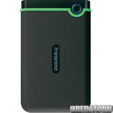 "Жесткий диск Transcend StoreJet 25M3 1TB TS1TSJ25M3 2.5"" USB 3.0 External"