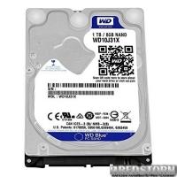Western Digital Blue SSHD 1TB 64MB WD10J31X 2.5 SATA lll