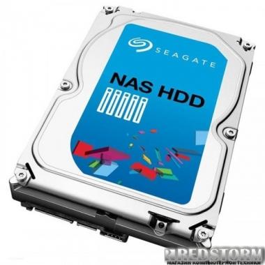Жесткий диск Seagate NAS HDD 1TB 64MB ST1000VN000 3.5 SATAIII
