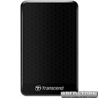Transcend StoreJet 25A3 2TB TS2TSJ25A3K 2.5 USB 3.0 External Black
