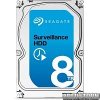 Seagate Surveillance HDD 8ТB 256MB ST8000VX0002 3.5 SATA III