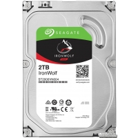 Seagate IronWolf HDD 2TB 5900rpm 64MB ST2000VN004 3.5 SATAIII