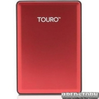 "Hitachi (HGST) Touro S 1TB 7200rpm HTOSEA10001BCB_0S03779 2.5"" USB 3.0 External Red"