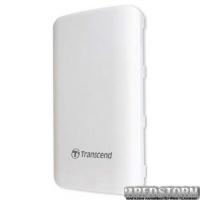 Transcend StoreJet 25D3 1TB TS1TSJ25D3W 2.5 USB 3.0 External White
