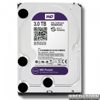 Western Digital Purple 3TB 64MB WD30PURX 3.5 SATA III