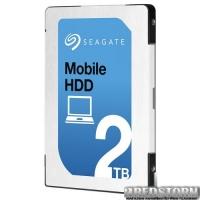 Seagate Mobile 2TB 5400rpm 128MB ST2000LM007 2.5 SATA III
