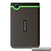 Transcend StoreJet 25M3 500GB TS500GSJ25M3 2.5 USB 3.0 External
