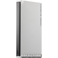 "Жесткий диск LaCie Porsche Design Mobile Drive for Mac 1TB STET1000400 2.5"" USB 3.0 External Silver"