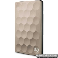 Seagate Backup Plus Ultra Slim 1TB STEH1000201 2.5 USB 3.0 Gold