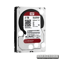 "Western Digital Red Pro 2TB 7200rpm 64MB WD2002FFSX 3.5"" SATA III"