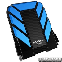 "A-Data DashDrive Durable HD710 1TB AHD710-1TU3-CBL 2.5"" USB 3.0 External Blue"