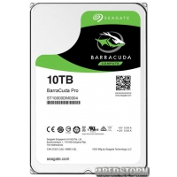 Seagate BarraCuda Pro HDD 10TB 7200rpm 256MB ST10000DM0004 3.5 SATA III