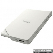 Silicon Power Stream S03 500GB SP500GBPHDS03S3W 2.5 USB 3.0 External White