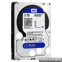 Western Digital Blue 5TB 5400rpm 64MB WD50EZRZ 3.5 SATAIII