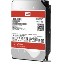 Western Digital Red 10TB 5400rpm 256MB WD100EFAX 3.5 SATA III