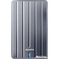 Жесткий диск ADATA DashDrive HC660 2TB AHC660-2TU31-CGY 2.5 USB 3.1 External Titanium