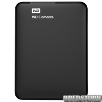 Western Digital Elements 500GB WDBUZG5000ABK-EESN 2.5 USB 3.0 External Black