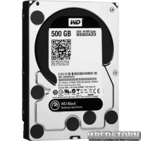 Western Digital Black 500GB 7200rpm 64MB WD5003AZEX 3.5 SATA III