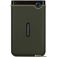 "Жесткий диск Transcend StoreJet 25M3G 2TB TS2TSJ25M3G 2.5"" USB 3.1 Gen1 External Military Green"