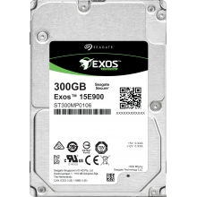 "Жесткий диск Seagate Exos 15E900 15K HDD 300GB 15000rpm 256MB ST300MP0106 2.5"" SAS"