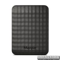 Seagate (Maxtor) 1TB STSHX-M101TCBM 2.5 USB 3.0 External Black
