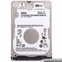 Жесткий диск Western Digital AV-25 500GB 5400rpm 16MB WD5000LUCT 2.5 SATA II Refurbished