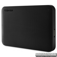 "Toshiba Canvio Ready 2TB HDTP220EK3CA 2.5"" USB 3.0 External Black"