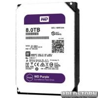 Western Digital Purple 8TB 128MB WD80PUZX 3.5 SATA III