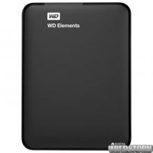 Western Digital Elements 1TB WDBUZG0010BBK-WESN 2.5 USB 3.0 External Black