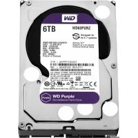 Western Digital Purple 6TB 64MB 5400rpm WD60PURZ 3.5 SATA III