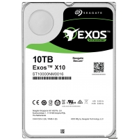 "Жесткий диск Seagate Exos X10 512E 10TB 7200rpm 256MB ST10000NM0016 3.5"" SATA III"