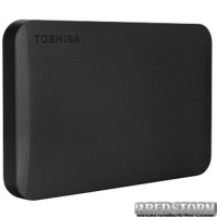 "Toshiba Canvio Ready 500GB HDTP205EK3AA 2.5"" USB 3.0 External Black"