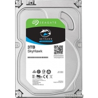Жесткий диск Seagate SkyHawk HDD 3TB 5400rpm 256MB ST3000VX009 3.5 SATAIII